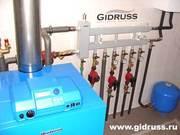 Гидрострелки с коллекторами для отопления