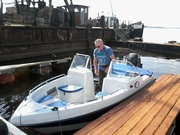 продаю лодку Бестер 480 open