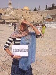 Красная нить - оберег с Израиля