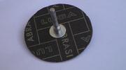Отрезной диск по металлу с насадкой для бормашинки